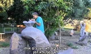 סרטון על הקמת שביל הנצחה למרגל אלי כהן