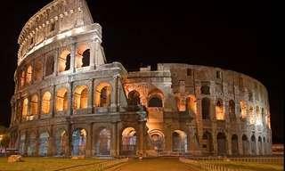 אתרי התיירות ברומא בתמונות מדהימות!!