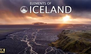 יסודות הטבע של איסלנד