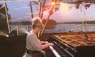 נאמבר פסנתר מיוחד בשתי ידיים - מקסים!