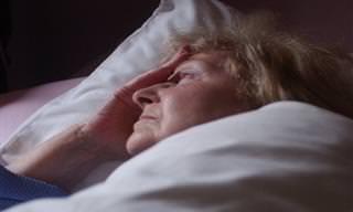 הסיבות ליקיצה בשעה קבועה באמצע הלילה לפי הרפואה הסינית