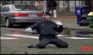 התירוץ הטוב ביותר שאפשר לספר לשוטר
