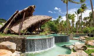כפר נופש פרטי באיי פיג'י