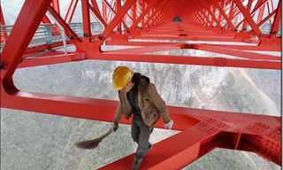 גשר אייז'אי בסין - מדהים!