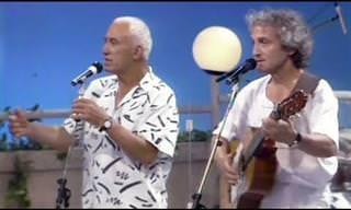 צפו באחד הצמדים הבולטים בזמר העברי במופע שעושה טוב על הלב