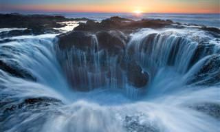 18 תמונות מדהימות מרחבי העולם ומחוצה לו