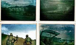 תמונות מאפגניסטן שצולמו ב-Iphone