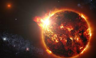 """14 תמונות מהחלל שצולמו על ידי נאס""""א"""