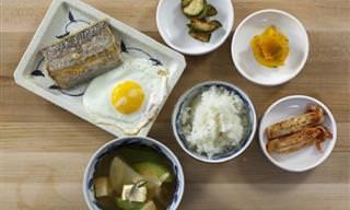 6 מתכונים לארוחות בוקר מסביב לעולם