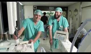 בית החולים שערי צדק נלחם בחיידקים