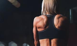 5 תרגילים ללא משקולות לחיזוק וחיטוב שרירי הטרפז