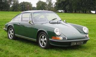 מכונית הפורשה 911 חוגגת 50 שנה