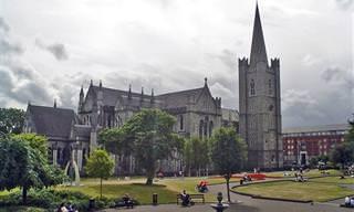 מסע מצולם בעיר דבלין הקסומה