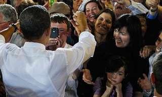 ילדים ממש לא אוהבים פוליטיקאים...