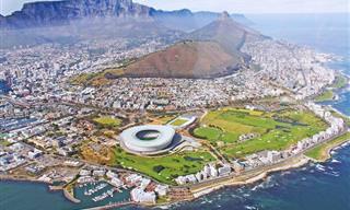 10 האטרקציות והיעדים הבולטים ביותר בדרום אפריקה