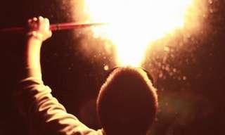 יורק אש באיטיות חלומית