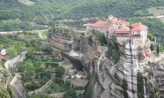 מטאורה - מקום מדהים ביוון שחייבים לבקר בו!