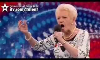 סוזן בויל, מאחורייך - אישה בת 80 עם קול מדהים!!