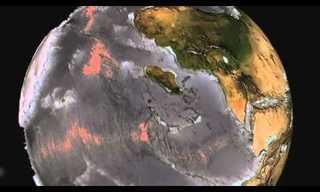 העולם ללא אוקיינוסים - הדמייה מיוחדת!