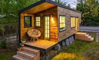 בתים מיניאטורים - הארכיטקטורה של העתיד