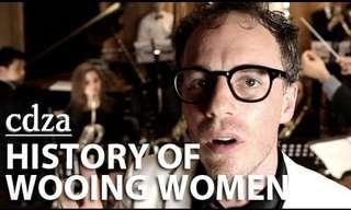מחווה רומנטית לשירי נשים מכל הזמנים!