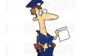 השוטר שהסתבך עם החשודה