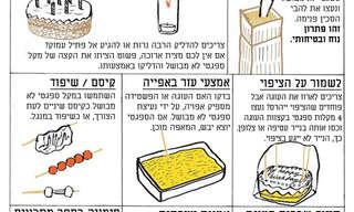 8 שימושים מפתיעים במקלות ספגטי