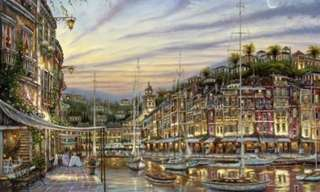 ציוריו המדהימים של רוברטו פינאלה