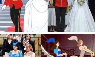 חתונה מהאגדות - גרסת וויליאם וקייט