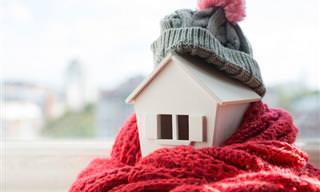 על היעילות והסכנה הבריאותית של דרכים שונות לחימום הבית