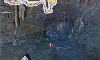 סיור במערת קריז'נה