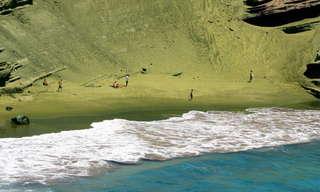 החופים המיוחדים והמשונים בעולם