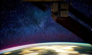 חלל של פרספקטיבה - צילומים מדהימים!