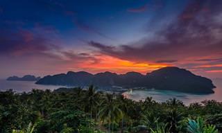 5 איים מומלצים במיוחד בתאילנד