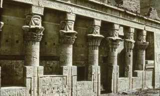 תמונות משוחזרות של מצרים העתיקה
