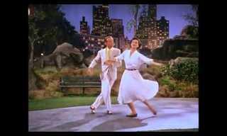 קטע הריקוד הקלאסי של פרד אסטר מקבל תפנית טכנולוגית - מדליק!