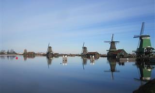 מסלול לטיול נפלא של 7 ימים בצפון הולנד