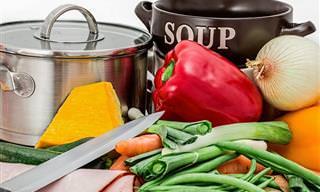 10 טיפים לעבודה במטבח ממש כמו מקצוענים