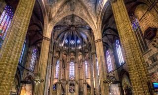 מסע מצולם אל 15 אתרים מופלאים בברצלונה