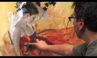 אומנות הציור - צעד אחר צעד