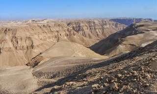 חזרה לנופים הדרומיים: אל מרחבי מדבר יהודה