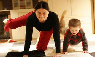 מדריך לפעילות גופנית על פי גיל