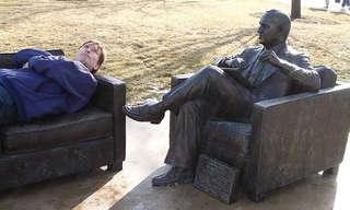 אם הפסלים יכלו לדבר - תמונות מצחיקות!