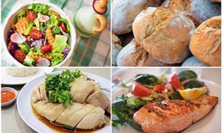 ארוחות ב-100 שקלים במדינות שונות בעולם