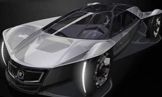 10 מכוניות מדהימות מעולם המחר שישנו את עולם הרכב