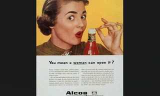 לא להאמין שככה התייחסו לנשים בשנות ה-50