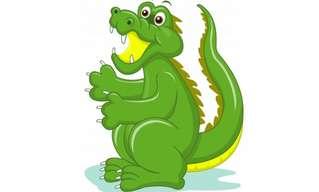 בלונדינית, תנין והתערבות בפאב - בדיחה מצחיקה!