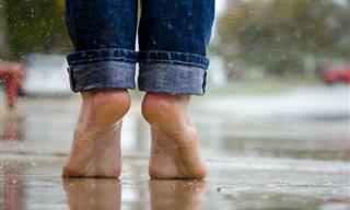 7 תסמינים בכפות הרגליים שמרמזים לנו על בריאותנו