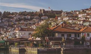 10 יעדים מרהיבים במדינה המזרח אירופאית - מקדוניה