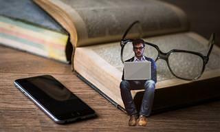 בחן את עצמך: עד כמה אתה חריף מחשבה, רחב אופקים ובעל ידע כללי מרשים?